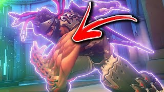 Crazy Overwatch Retribution GLITCH!? - Overwatch Funny Moments & Best Plays #106