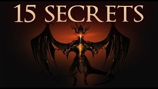 Dark Souls 3 ► 15 Late Game Secrets