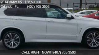2014 BMW X5 sDrive35i 4dr SUV for sale in Orlando, FL 32807