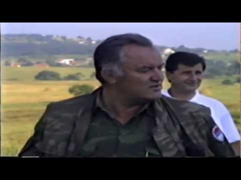 Radovan Karadžic i Ratko Mladić u Sokocu jun 1994.