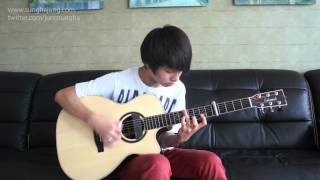 (Taylor Swift) Safe and Sound - Sungha Jung
