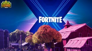 FORTNITE X - WE'RE GOING BACK IN TIME!