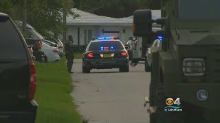 Lauderhill Robbery Suspect Who Took Elderly Couple Hostage Arrested After Long Standoff