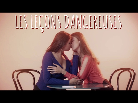 Les Leçons Dangereuses - Episode 1 - Learn French with Nephael and french Pornstar Anna Polina