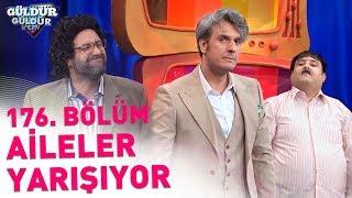 Güldür Güldür Show 176. Bölüm | Aileler Yarışıyor