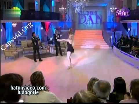 Yeliz Yeşilmen harika dans