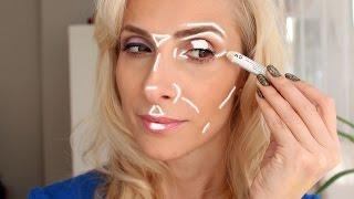 Makyajda Beyaz Göz Kaleminin 10