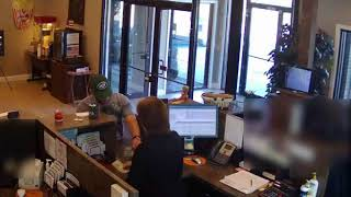 Premier Bank theft in Cullman