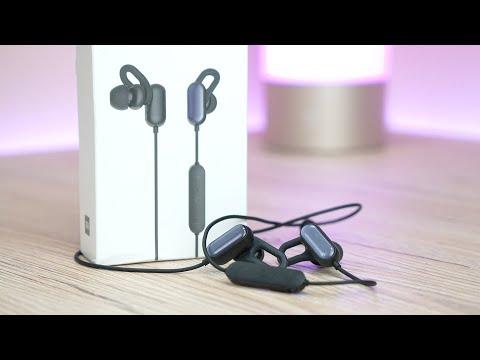 Xiaomi auriculares Desportivos Bluetooth Edição Jovem Unboxing