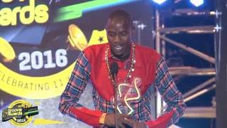 #GrooveAwards2016 Rift Counties Song Of The Year  - Pst.Samuel Somorei – Ashe Mpapa