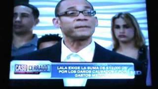 Ramon Famoso Actor Porno ( Latino )de la Industria Americana en Caso Cerrado.wmv