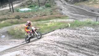 Oscar Brix - Motocross træningslejr i Sverige 3