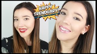 Trenduary - The Hottest Makeup Trends For 2017!