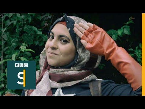 Xxx Mp4 The Muslim Cosplayer Who Wears A Hijab BBC Stories 3gp Sex