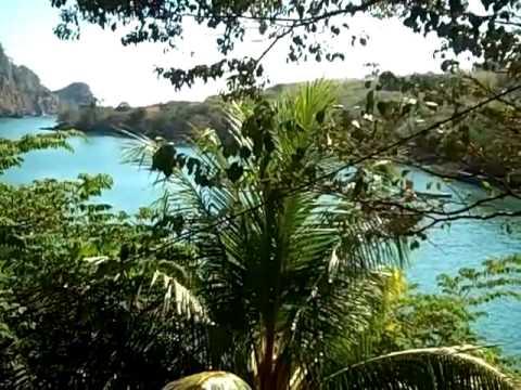 El Salvador Isla Meanguera. La Union Golfo de Fonseca El Salvador.mp4