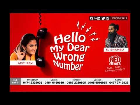 'Aditi Ravi-യെ ഏറ്റവും കൂടുതൽ പൊട്ടിച്ചിരിപ്പിച്ച Birthday Wish!!!' | RJ Shambu കൊടുത്ത പണി | Red FM