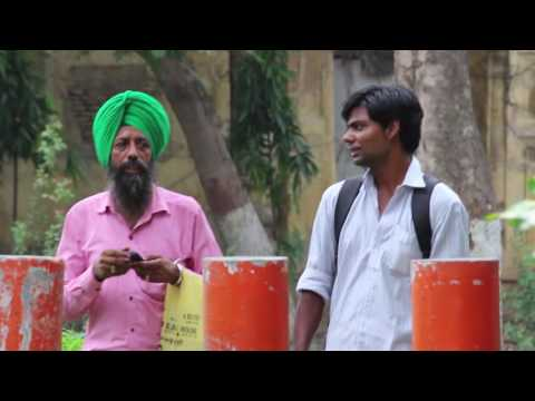 Where is bus stand ? Very funny Punjabi prank video 2016