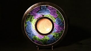 Cosmic Clouds Platter