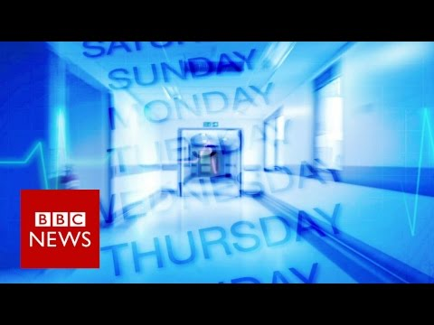 Xxx Mp4 Study Claims Patients Are More Likely To Die At Weekends Not True BBC News 3gp Sex