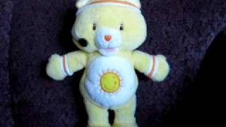 FIT N FUN FUNSHINE CARE BEAR EXERCISES!
