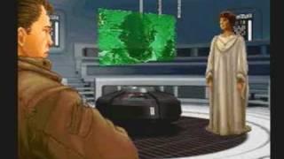 Star Wars Dark Forces (PSX) *100%* - 02 -  Cutscene 1