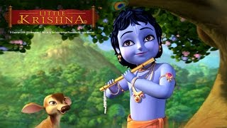 Little Krishna 3D Animation Series HD, BIG Animation