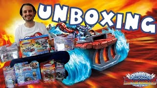 Skylander Superchargers Mega Unboxing ITA PS4 Xbox ONE