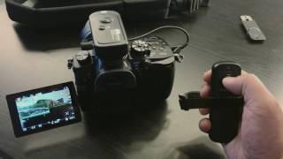 Cheap Wireless Gimbal Remote Start Stop Video on Panasonic GH4 GH5 Camera