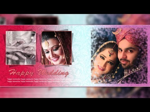 Xxx Mp4 How To Make Wedding Album Design With Fantasy Effect In Photoshop CC 3gp Sex
