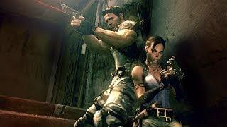 Resident Evil 5 All Movie Cutscenes[HD 1080p]