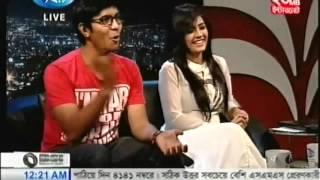 Bangla Celebraty Live Program -  'Late Night Coffee' By Mosharraf Karim