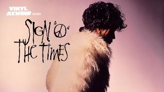 "Prince - Sign ""O"" The Times vinyl album review"