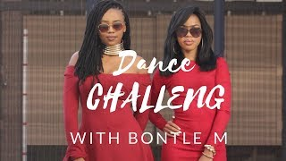 ONE MINUTE WITH NEY EP2:   Dance Challenge With Bontle Modiselle