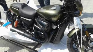 UNBOXING HARLEY-DAVIDSON NEW STREET ROD