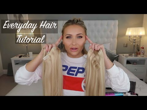 Xxx Mp4 SHORT HAIR TO LONG HAIR TUTORIAL BEAUTY WORKS CLIP IN EXTENSIONS 3gp Sex