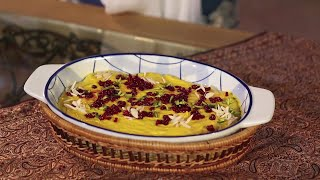 Ariana Persian Kitchen - Khoresht-e-mast / آشپزخانه ایرانی آریانا – خورش ماست