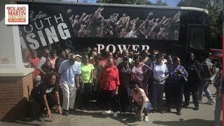 Voter Suppression Turns To Intimidation: 40 Black Seniors Forced Off Of Bus On Their Way To Vote