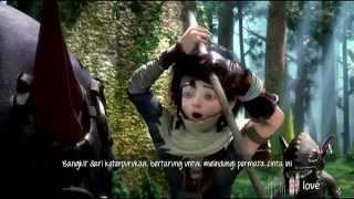 Kelly Hawkes - Gem of Love [Dragon Nest: Warrior's Dawn] | Lyric with Indonesian Translated
