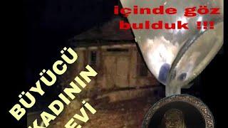 BÜYÜCÜ KADININ EVİNE GİRDİK!!! (+18)
