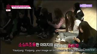 Happy Birthday Yoojung! PD101 funny moment