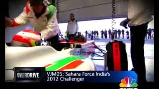 Force India Before 2012 F1 Season