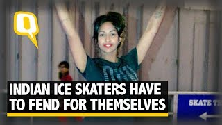 Lack of Funds, Coaches, Rinks: Indian Ice Skating in Dire Straits | The Quint