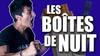 LES BOÎTES DE NUIT - JIGMÉ