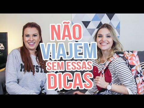 Dicas Essenciais Pra Quem Vai Viajar com Lu Ferreira - Fabi Santina