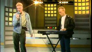erasure the circus 1987