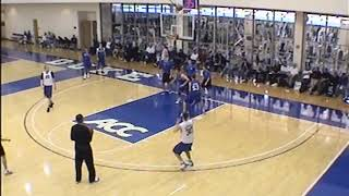 Duke Basketball's Screening & Shooting Drill for Guards!