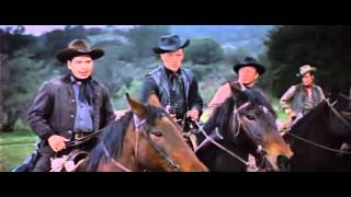 The Burning Hills (1956) - Next time I don't miss