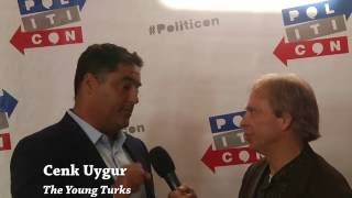 Politicon2016: Cenk Uygur on Debating D'Souza & Money Out of Politics