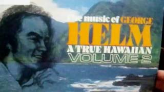 #70 Hawaiian Record Collection: George Helm,  Jean Hemmer, etc.