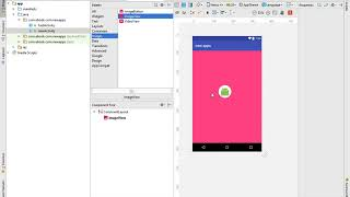 Open New Activity from Android Button Click|Android Studio| button click |2017